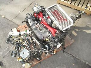 2010 Subaru Wrx Sti Ej257 Engine Vf48 Turbo Impreza Sti 2 5l Turbo Engine Gr8