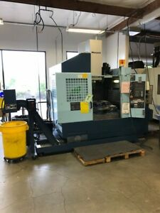 Used Matsuura Ra 2g Vmc Cnc Vertical Machining Center Mill W Auto Pallet Changer