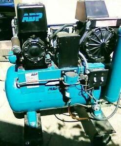 Great Adp Apollo Dental Air Compressor Unit In Really Good Condition Low Hrs