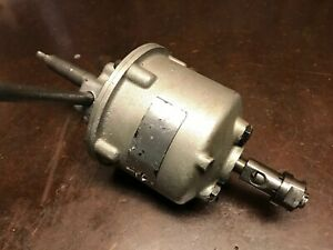 Procunier High Speed Tapping Head Model 1 With Morse Tapper 2 Mt2