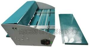 18 460mm Electric 3in1 Scorer Perforator Paper Creasing Machine Scoring Creaser