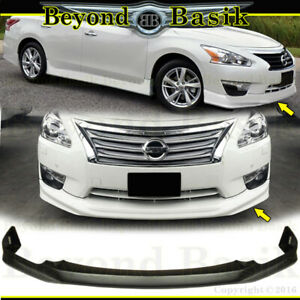 For 2013 2014 2015 Nissan Altima Front Bumper Body Kit Valance