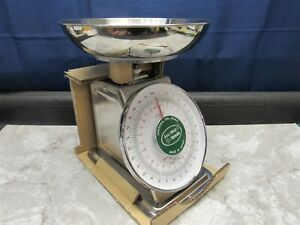 New Accu weigh 30lb Universal Dial Scale By Yamoto Free Shipping