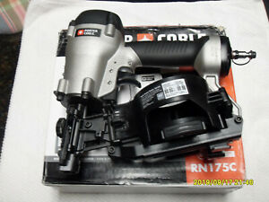 Porter Cable Rn175c Coil Roofing Nailer Works Great