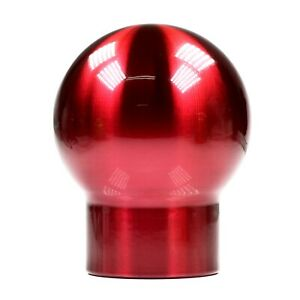 Shift Solutions Candy Red Lb s 460 Grams Weighted Shift Knob 12x1 25mm Shifter
