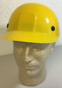 Sas Safety Corp Bump Cap With Suspension Safety Yellow