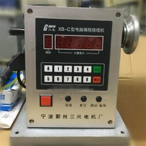 Computer Controlled Coil Transformer Winder Winding Machine 0 03 0 80mm Brand Vw