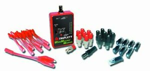 Triplett Wiremaster 8 way Wire cable Mapping Kit tracer Tone 39 Remotes