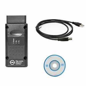 Best Opcom Firmware V1 7 2010 2014v Can Obd2 For Opel With Single Layer Pcb