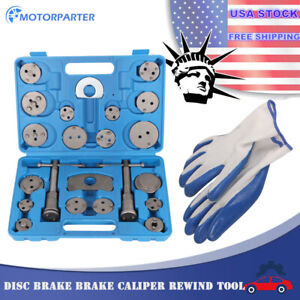 Hand Tool Universal Disc Brake Caliper Brake Piston Wind Back Rewind For Ford Dg