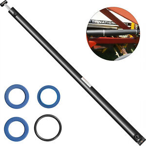 Hydraulic Cylinder Double Acting 2 Bore 36 Stroke Cross Tube 2x36 Welded