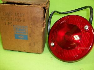 Nos Ford Fomoco 57 63 Truck Tail Light