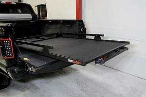 Bedslide Contractor Black Edition 8 Long Beds 15 9548 Cgb Truck Bed Drawer