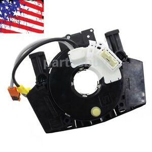 New Air Bag Clock Spring Cruise Functions For 2007 2012 Nissan Frontier
