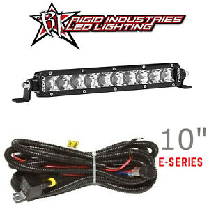 Rigid Industries Sr series Pro 10 Spot Led Light Bar With Harness