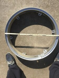 Ford Model Tt Ton Truck Rear Rim