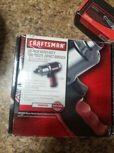 Craftsman 1 2 Heavy Duty Twin Hammer Air Impact Wrench 9 19984 New