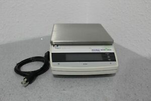 Mettler Toledo Pg5001 s Digital Precision Scale Excellent Condition Ships Free