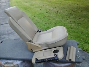 2000 Land Rover Discovery Ii Rear 3rd Row Jump Seats Driver Passenger Side