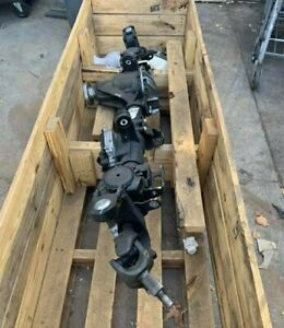 Jeep Jl Dana 30 Complete Front Axle 2018 19 Jeep Wrangler With Axle Shafts 4 88
