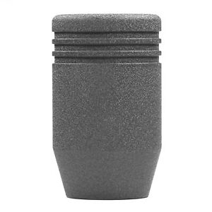 Ps n 700 Grams 3 Piston Wrinkle Gray Weighted Shift Knob Shifter M12x1 25mm