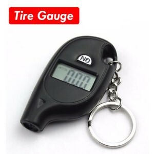 Lcd Digital Tire Tyre Air Pressure Gauge Tester Tool Car Auto Motorcycle Tool
