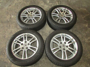 02 06 Acura Rsx Dc5 Base 16x6 5 Oem Stock Wheel Set 5x114 3 Rims Wheels