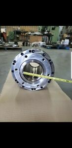 Smw Autoblok Quick Change 400 Mm Power Chuck With Actuator Adapter Plates