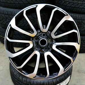22 Wheels Rims For Range Rover Sport Hse Supercharged Land Rover Sport Hse