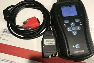 Chrysler Starmobile Dealership Diagnostic Scan Tool Dealer Ch9801