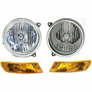 For Jeep Liberty 2005 2006 2007 Headlight Signal Lamp Right Left