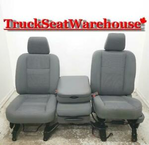 Dodge Ram 2008 Power Front Seats With Console Custom Truck