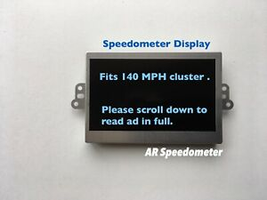 2012 2013 2014 2015 2016 Ford Focus Instrument Cluster Display Screen Mfd