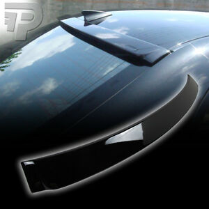 Painted For Toyota Corolla Altis Rear Roof Spoiler Wing New 08 13