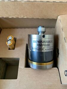 Renishaw Rengage Haas Mazak Rmp600 Machine Tool Probe