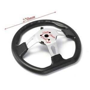 Gokart Replacement Steering Wheel 270mm For Roketa Taotao Sunl Dune Buggy