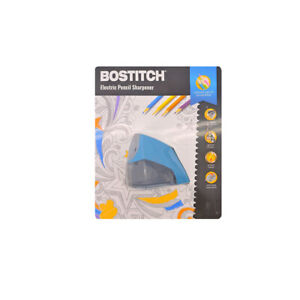 Bostitch Electric Pencil Sharpener Blue