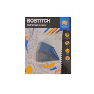 Bostitch Electric Pencil Sharpener Navy Blue
