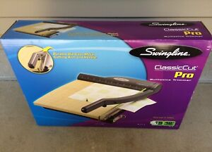 Classic Cut Pro Guillotine Paper Trimmer 15 Sheet Capacity Home Cutter New