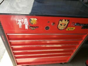Snap On Tool Cart 40 Krsc46hpbo