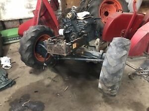 All Or Parts Kubota L3250 4 Wheel Drive 4x4 Tractor