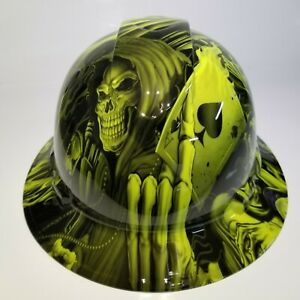 Full Brim Hard Hat Custom Hydro Dipped In Jesus Wwjd Religious Print Bible New