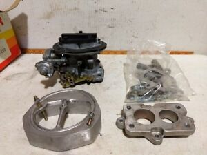 Weber 32 36 Carburetor 2 Bbl Carb Genuine Made In Spain 22680 160 Vw