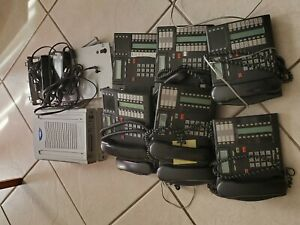Nortel Bcm50 3 0 Nt9t6502e5 Business Communications Manager With Phones