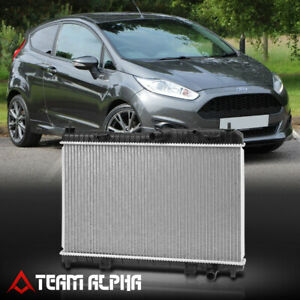 Fits 2001 2018 Ford Fiesta 1 6 Aluminum Factory Replacement Radiator Dpi 13201