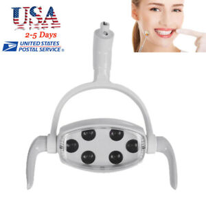 Usa Professional Dental Oral Light Led Lamp Suit For Dental Unit Chair Fda