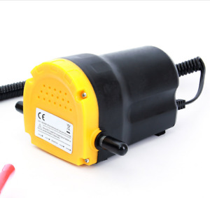 12v 24v 5a Oil Diesel Fuel Fluid Extractor Electric Transfer Suction Oil Pump