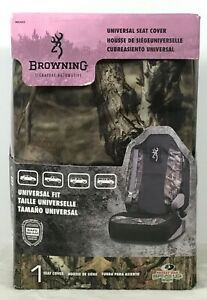 Browning Mossy Oak Break Up Infinity Pink Trim Universal Seat Cover