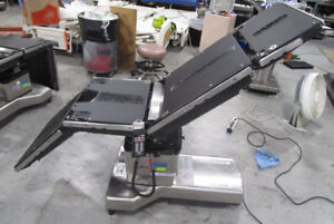 Steris Amsco 3085 Sp Surgical Table With Remote Tested Working