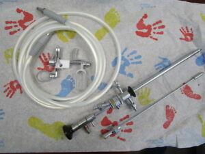 Gynecare 01936 Surgical Resectoscope Working Element Set